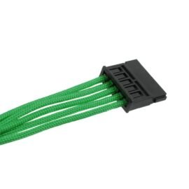 CableMod C-Series ModFlex Cable Kit for Corsair RM (Yellow Label) / AXi / HXi - GREEN