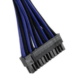 CableMod C-Series ModFlex Cable Kit for Corsair RM (Yellow Label) / AXi / HXi - BLACK / BLUE