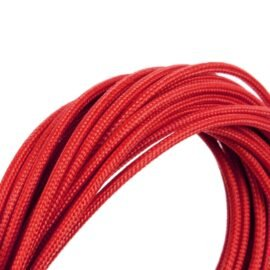 CableMod E-Series ModFlex Cable Kit for EVGA G5 / G3 / G2 / P2 / T2 - RED
