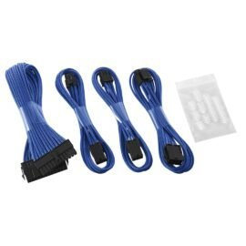 CableMod ModFlex Basic Cable Extension Kit - 6+6 Pin Series - Blue