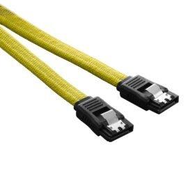 CableMod ModFlex SATA 3 Cable 30cm - YELLOW