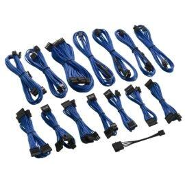 CableMod C-Series ModFlex Cable Kit for Corsair RM (Black Label) / RMi / RMx - BLUE