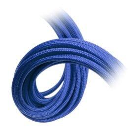 CableMod E-Series ModFlex Cable Kit for EVGA GS & PS 650 / 550 - BLUE