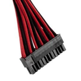 CableMod E-Series ModFlex Cable Kit for EVGA GS & PS 650 / 550 - BLACK / RED