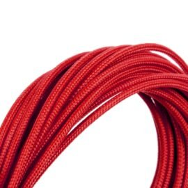 CableMod ST-Series ModFlex Cable Kit for Silverstone - RED
