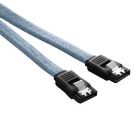 CableMod ModFlex SATA 3 Cable 30cm - LIGHT BLUE