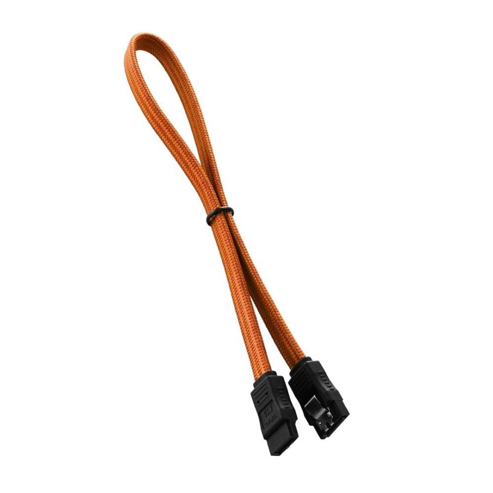 CableMod ModFlex SATA 3 Cable 60cm - ORANGE