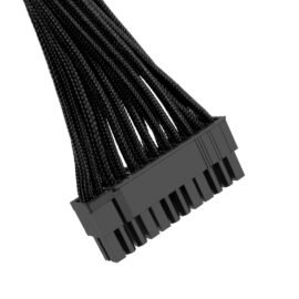 CableMod C-Series ModFlex Essentials Cable Kit for Corsair RM (Yellow Label) / AXi / HXi - BLACK