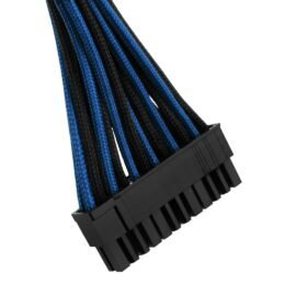 CableMod C-Series ModFlex Essentials Cable Kit for Corsair RM (Yellow Label) / AXi / HXi - BLACK / BLUE