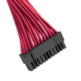 CableMod C-Series ModFlex Essentials Cable Kit for Corsair RM (Yellow Label) / AXi / HXi - RED
