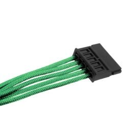 CableMod C-Series ModFlex Essentials Cable Kit for Corsair RM (Black Label) / RMi / RMx - GREEN