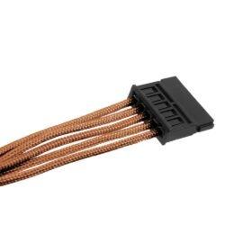 CableMod C-Series ModFlex Essentials Cable Kit for Corsair RM (Black Label) / RMi / RMx - ORANGE