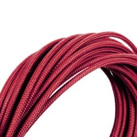 CableMod C-Series ModFlex Essentials Cable Kit for Corsair RM (Black Label) / RMi / RMx - RED