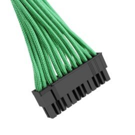 CableMod E-Series ModFlex Essentials Cable Kit for EVGA G5 / G3 / G2 / P2 / T2 - GREEN