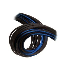 CableMod E-Series ModFlex Essentials Cable Kit for EVGA G5 / G3 / G2 / P2 / T2 - BLACK / BLUE