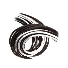 CableMod E-Series ModFlex Essentials Cable Kit for EVGA G5 / G3 / G2 / P2 / T2 - BLACK / WHITE