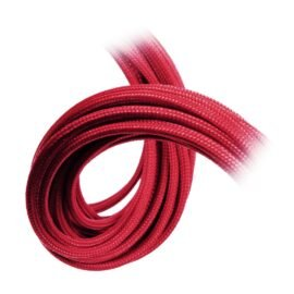 CableMod E-Series ModFlex Essentials Cable Kit for EVGA G5 / G3 / G2 / P2 / T2 - RED