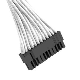 CableMod E-Series ModFlex Essentials Cable Kit for EVGA G5 / G3 / G2 / P2 / T2 - WHITE