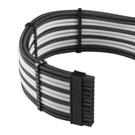 CableMod PRO ModMesh Cable Extension Kit - BLACK / WHITE