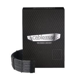 CableMod C-Series PRO ModMesh Cable Kit for Corsair RM (Black Label) / RMi / RMx - CARBON