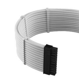 CableMod C-Series PRO ModMesh Cable Kit for Corsair RM (Black Label) / RMi / RMx - WHITE