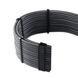 CableMod E-Series PRO ModMesh Cable Kit for EVGA G5 / G3 / G2 / P2 / T2 - CARBON