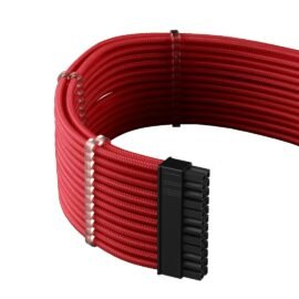 CableMod E-Series PRO ModMesh Cable Kit for EVGA G5 / G3 / G2 / P2 / T2 - RED