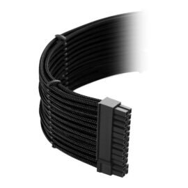 CableMod C-Series ModMesh Classic Cable Kit for Corsair RM (Yellow Label) / AXi / HXi - BLACK