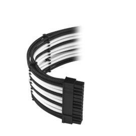 CableMod E-Series ModMesh Classic Cable Kit for EVGA G5 / G3 / G2 / P2 / T2 - BLACK / WHITE