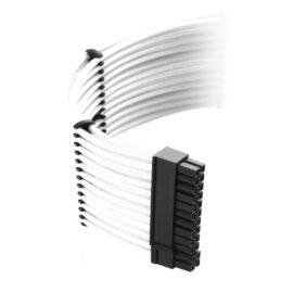 CableMod E-Series ModMesh Classic Cable Kit for EVGA G5 / G3 / G2 / P2 / T2 - WHITE