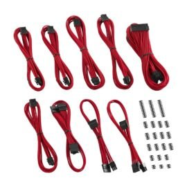 CableMod RT-Series ModMesh Classic Cable Kit for ASUS and Seasonic - RED