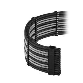 CableMod E-Series PRO ModFlex Cable Kit for EVGA G5 / G3 / G2 / P2 / T2 - BLACK / SILVER
