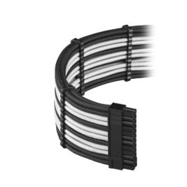 CableMod RT-Series PRO ModFlex Cable Kit for ASUS and Seasonic - BLACK / WHITE