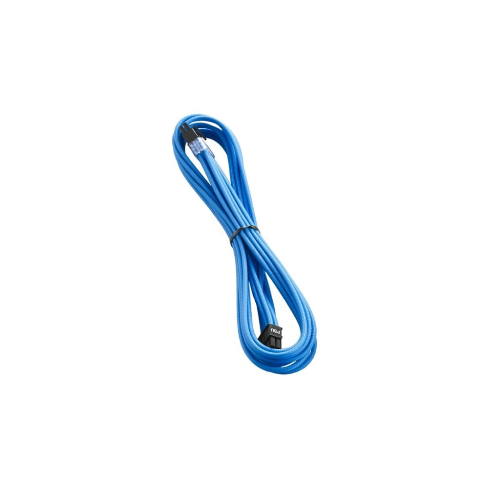 CableMod RT-Series PRO ModMesh 8-pin PCI-e Cable for ASUS and Seasonic (600mm) - LIGHT BLUE